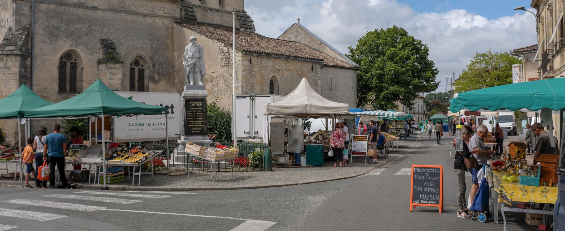 Marche-Saint-Christoly-de-Blaye
